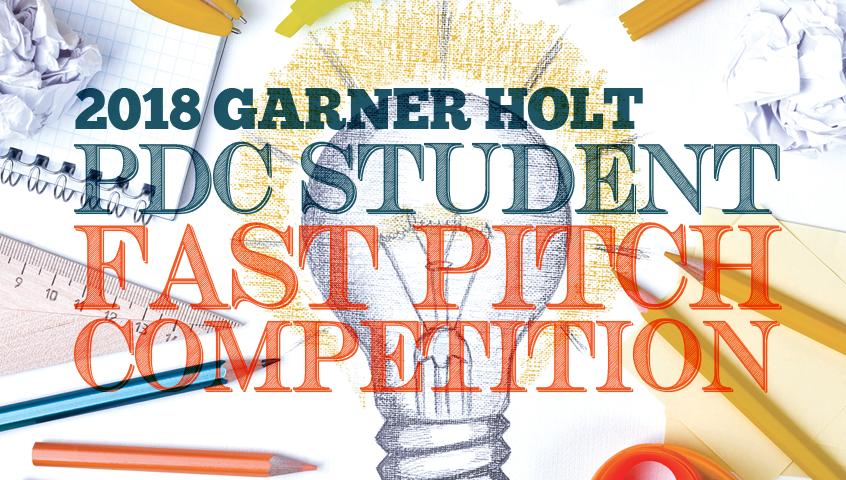 2018 Garner Holt PDC
