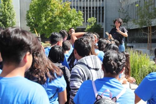 CSUSB Student Tours
