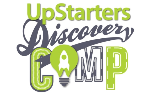 UpStarters Discovery Camp logo